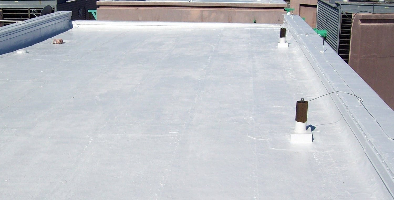 Texotropic Fibered Aluminum Roof Coating Texas Refinery